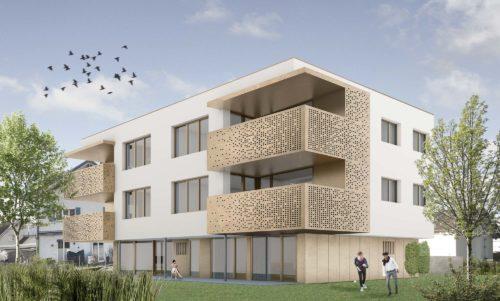 Wohnanlage Hörbranz - S&S Immo GmbH - 5 Wohnungen zur Vermietung